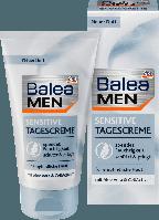 Дневной крем для лица Balea men Sensitive, 75 мл., фото 1
