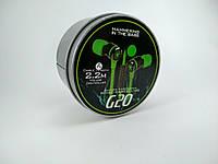 Лучшие проводные Наушники Plextone g20 Green