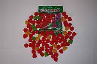 Жевательная желейная конфета Малинка 70 шт