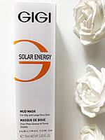 Грязевая маска Mud mask SOLAR ENERGY GIGI 75 мл