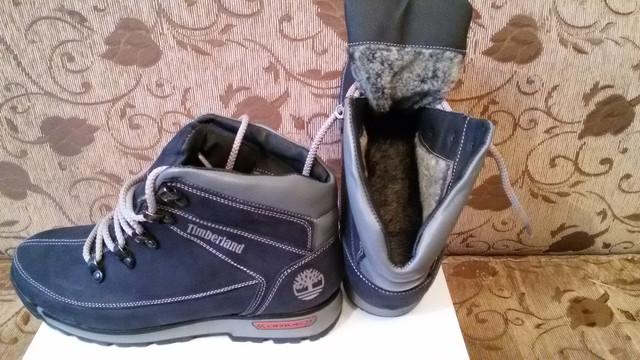 Зимние мужские ботинки и кроссовки Timberland