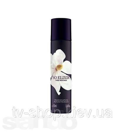 Парфюмированый дезодорант So Elixir (Ив Роше) 100 мл