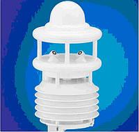 WS600_Метеостанция профессиональная. Температура, давление, влажность воздуха; осадки, ветер.,, фото 1