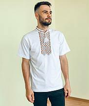 ЧВФ-003. Чоловіча футболка вишиванка