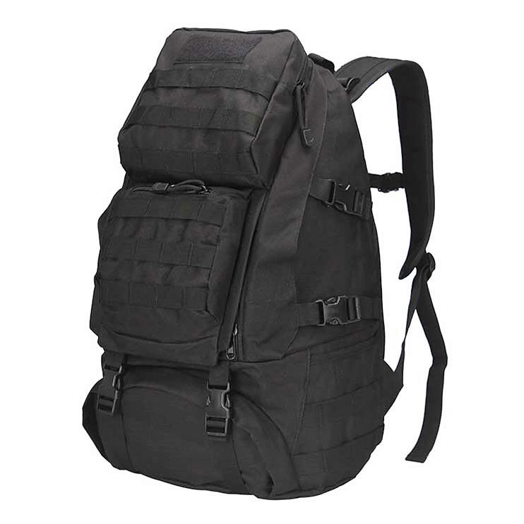 Рюкзак брезентовый мужской камуфляжный для акивного отдыха. Туристические рюкзаки. 35 л, фото 1
