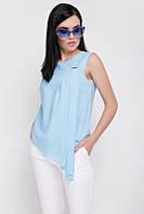 Оригинальная женская блуза из креп-шифона, фото 1