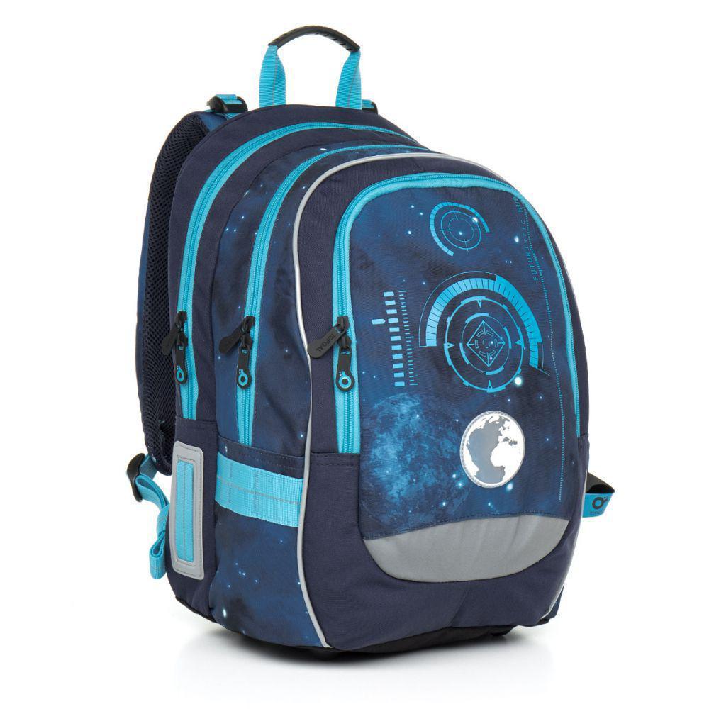 Школьный рюкзак Topgal 463 CHI 799 D Blue