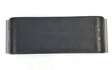 Степ-платформа FI-6293 (пластик, покрытие TPR, р-р 89,5Lx35Wx15Hсм, черный), фото 3