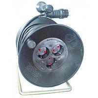 Світязь Подовжувач 40 м (із заземленням 3х1,5 мм) Код: 097755 Артикул: ПП50-3 з/к