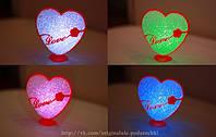 Светящейся LED сердце