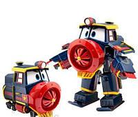 Трансформер CH8833 Robot Trains паровозик Виктор Victor