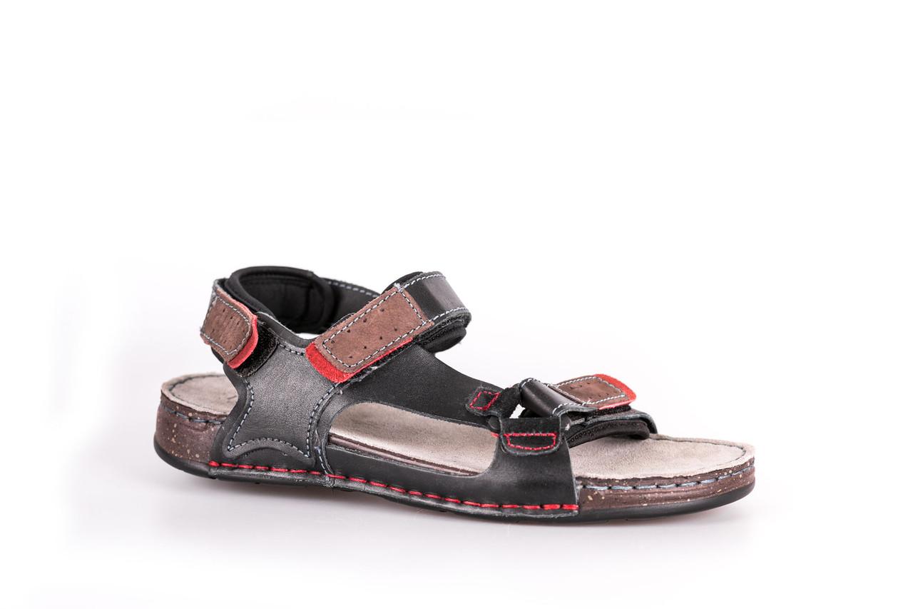 8d690c04365bb9 Шкіряні босоніжки польського виробництва - обирай зручне і стильне літнє  взуття! , цена 1 153 грн., купить в Тернополе — Prom.ua (ID#729629255)