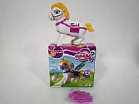 Детская музыкальная игрушка Лошадка с крыльями
