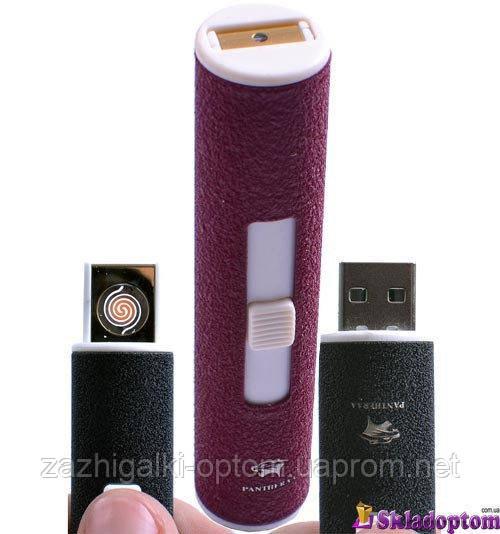 """USB зажигалка """"PANTHERA"""" 4804-5 (спираль накаливания)"""