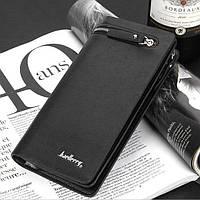 Мужской кошелек портмоне клатч Baellery Italia S618