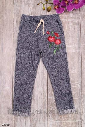 Спортивные штаны детские! 6-7лет 8-9лет 3-4год 4-5лет 5-6лет, фото 2