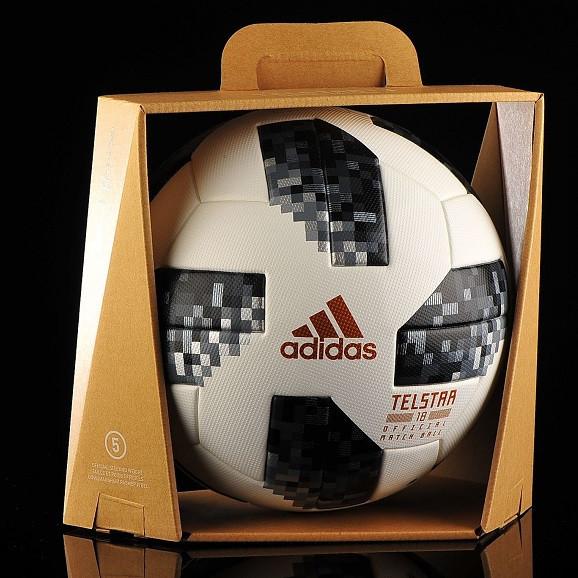 Футбольный мяч Adidas Telstar 18 OMB  (FIFA QUALITY PRO) CE7373