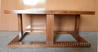 Журнальный стол деревянный