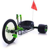Трехколесный велосипед (веломобиль) HUFFY Green Machine