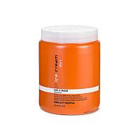 Маска для сухих, окрашенных и вьющихся волос Inebrya Ice Cream Dry-T Mask 1000 мл.