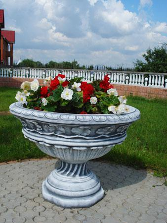Вазоны для цветов уличные из бетона купить пермь коронка с алмазным напылением по бетону купить