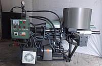 Гидравлический пресс для брикетов 55-60 кг/час из опилки