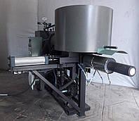 Пресс для изготовления брикетов из камыша производительностью 20-25 кг|час