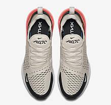 Кроссовки Nike Air Max 270 Light Bone, фото 2