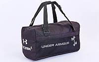 Сумка-бочонок для спортзала UNDER ARMOUR GA-019 (черный, реплика)