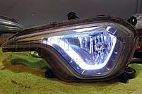Дневные Ходовые Огни (DRL FLEX) гибкие с функцией поворота 85см.