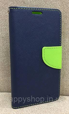 Чехол-книжка Goospery для Huawei Y3 (2017) (Blue), фото 2
