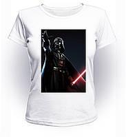 Футболка мужская размер L  GeekLand Звёздные войны Star Wars Дарт Вейдер SW.01.012
