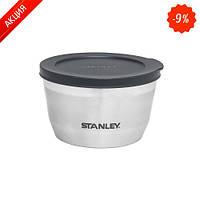 Термоконтейнер  Adventure Bowl 0,53 (стальной) (Stanley)