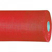 Сетка штукатурная 140г/м2 красная