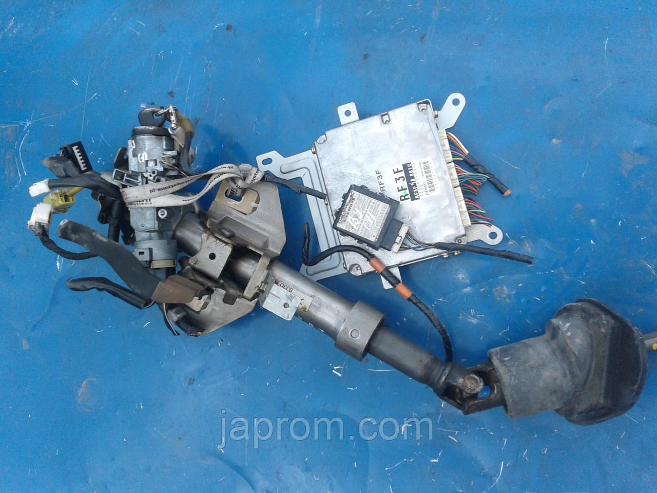 Блок управления двигателем комплект Mazda 323 BJ 1997-2002г.в.