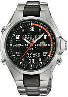 Часы ORIENT CVZ02001B0 / ОРИЕНТ / Японские наручные часы / Украина / Одесса