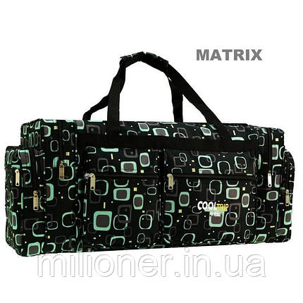 Дорожная сумка RGL Model 23C matrix, фото 2