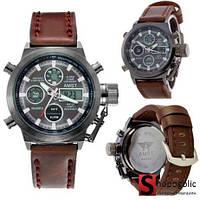 AMST 3003 Мужские Армейские Наручные Часы Коричневый