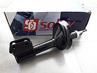 Амортизатор передний Renault Kangoo 97- SOLGY
