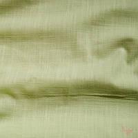 Отрез ткани лен салатовый для поделок и рукоделия