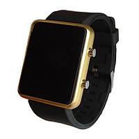 """Стильные спортивные силиконовые часы """"LED Watch"""""""