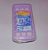 Форма для льда с контейнером и лопаткой