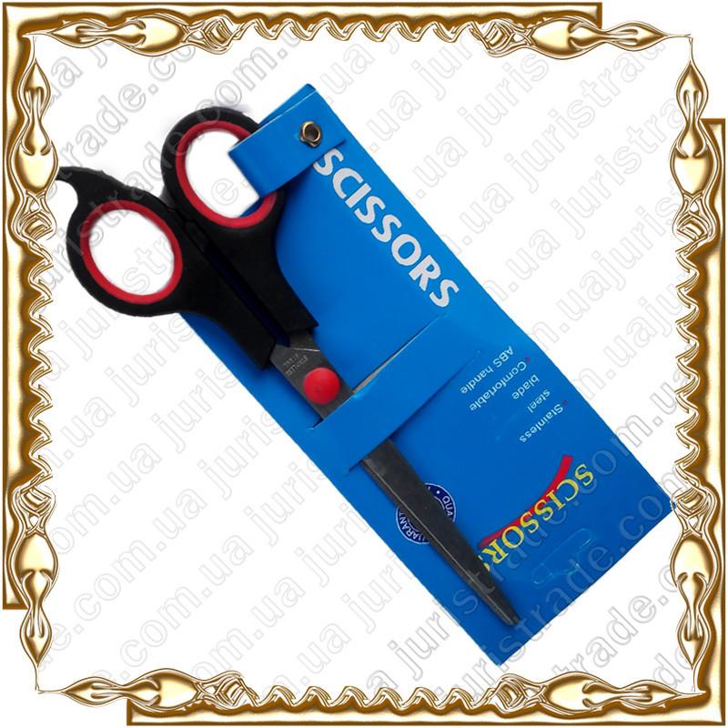 Ножницы бытовые SCISSORS №2 1 шт. на планшете, средние