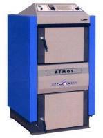 Твердотопливный котел Atmos DC25S
