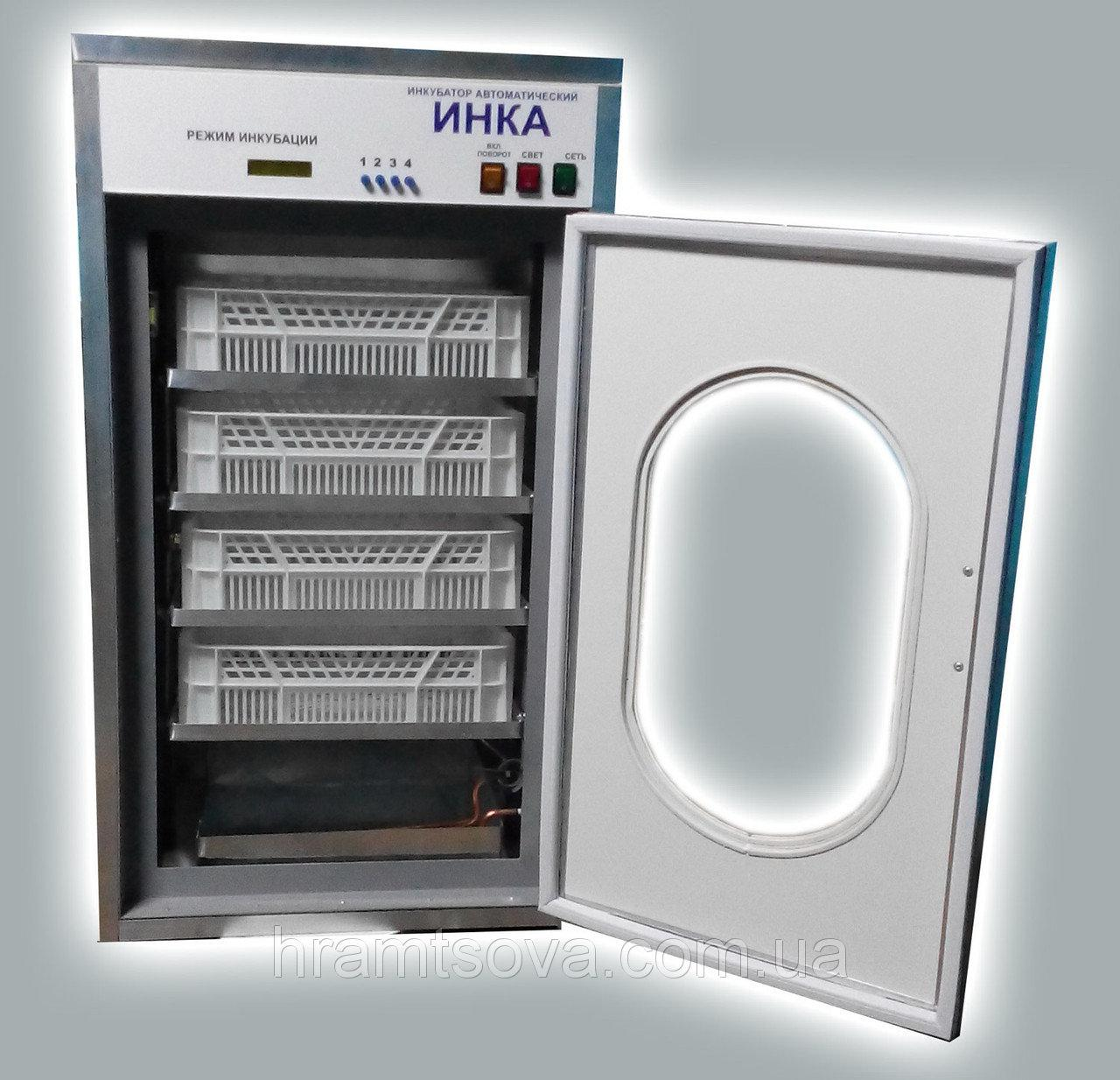 Инкубатор автоматический ИНКА на 432 яиц