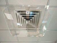Экран-отражатель для пленум бокса, решетки, фото 1