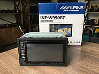 Автомагнітола Alpine INE-W990BT, фото 1