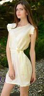 Женский легкий сарафан-платье, длины мини, разные цвета и размеры., фото 1