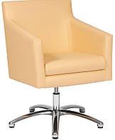 Кресло офисное Ностальжи (Nostalgie) GTP Хром