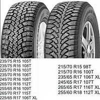 Шины Nokian Nordman SUV (шип) 235/65R17 108T XL (Резина 235 65 17, Автошины r17 235 65)